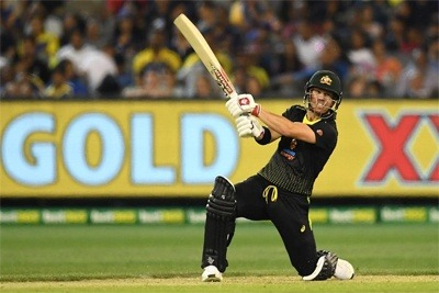 Australia whitewash Sri Lanka in T20I series 1