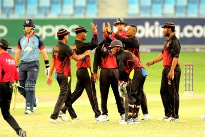 Papua New Guinea defeats Namibia in 2nd Semi-Final 1