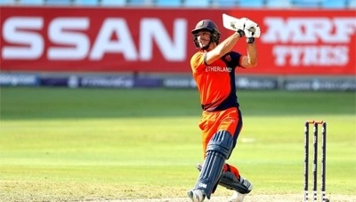 Netherlands win the T20 World Cup Qualifier Final 1
