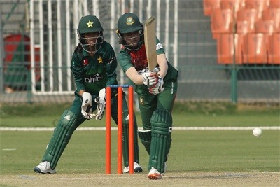 Pakistan Women vs Bangladesh Women, 2nd ODI 1