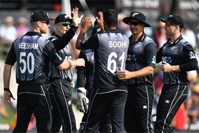 England vs New Zealand, 3rd T20I 4