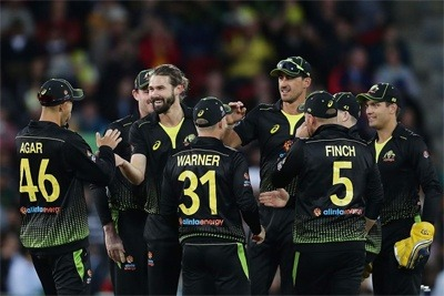 Pakistan vs Australia, 2nd T20I 58