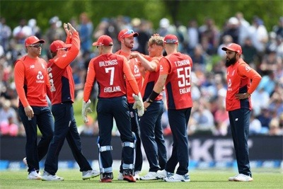 England vs New Zealand, 1st T20I
