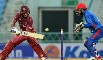 West Indies Beat Afghanistan, 3rd ODI