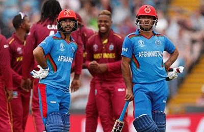 West Indies Defeat Afghanistan in the 1st ODI