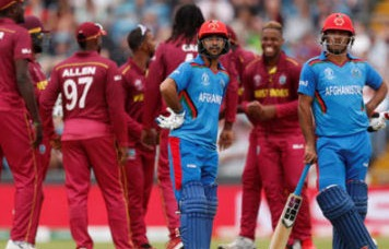 West Indies vs Afghanistan, 1st T20I 1