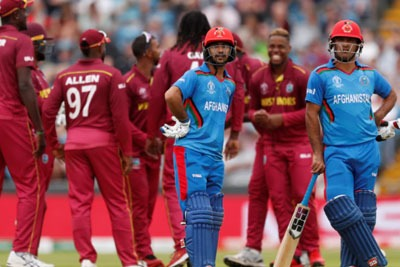 West Indies vs Afghanistan, 1st T20I
