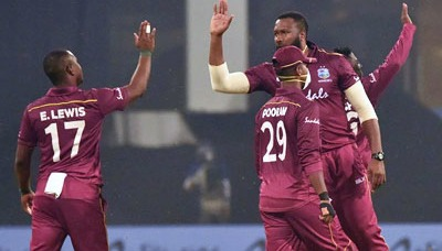 West Indies vs Afghanistan, 2nd ODI