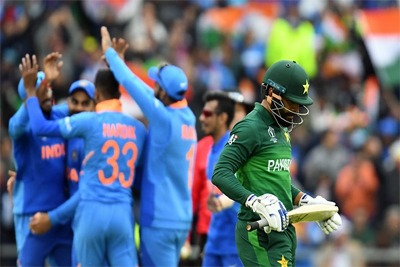 No Pakistanis for World XI and Asia XI – BCCI 1