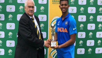India U-19 vs South Africa U-19, 2nd Youth ODI 8