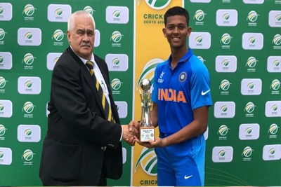 India U-19 vs South Africa U-19, 2nd Youth ODI 2