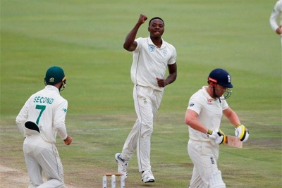 South Africa vs England, 1st Test 4