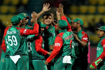 Bangladesh to play the T20I series in Pakistan 2