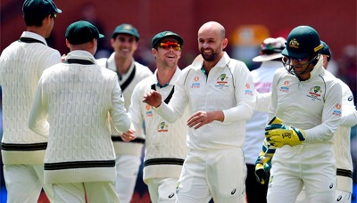 Australia vs Pakistan, 2nd Test 7