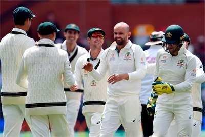Australia vs Pakistan, 2nd Test 3