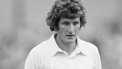 England Fast Bowler Bob Willis passes away at 70