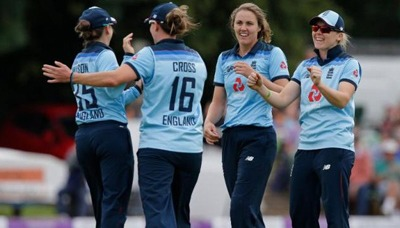 England Women defeat Pakistan Women in 2nd ODI 3