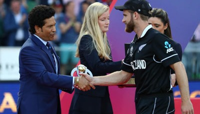 New Zealand wins ICC's 'Spirit of Cricket' award