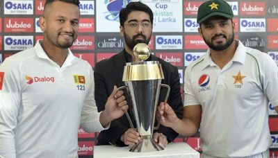Pakistan prepared to take on Sri Lanka in Home Ground 6