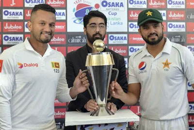 Pakistan prepared to take on Sri Lanka in Home Ground 1