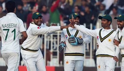 Pakistan vs Sri Lanka, Day 1 of 1st Test 4