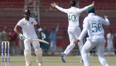 Sri Lanka vs Pakistan, Day 2 of 2nd Test