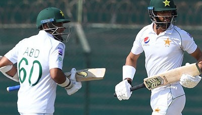 Sri Lanka vs Pakistan, Day 3 of the 2nd Test