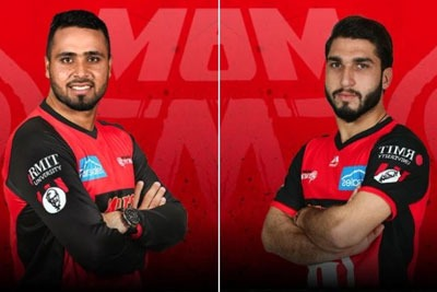 Usman and Faheem sign with Melbourne Renegades