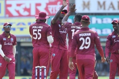 West Indies vs India, 1st ODI