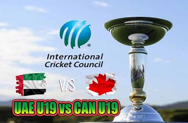UAE U19 vs CAN U19 Live Score 13th Place Playoff of U19 WC between United Arab Emirates U19 vs Canada U19 on 1 February 2020 Live Score & Live Streaming