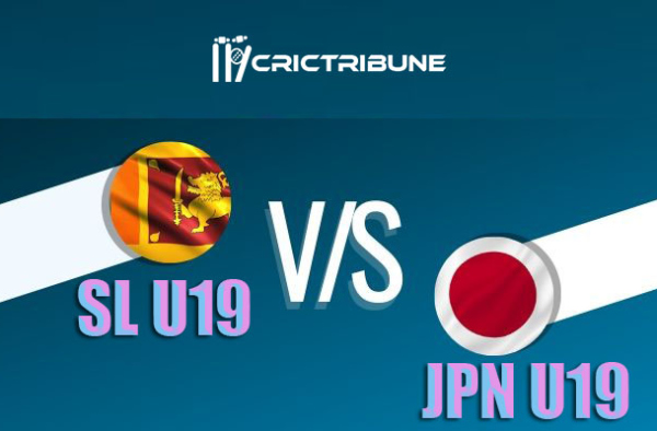 SL U19 vs JPN U19 Live Score 21th Match of U19 WC between Sri Lanka U19 vs Japan U19 on 24 January 2020 Live Score & Live Streaming