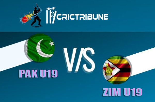 PAK U19 vs ZIM U19 Live Score 14th Match of U19 WC between Pakistan U19 vs Zimbabwe U19 on 22 January 2020 Live Score & Live Streaming