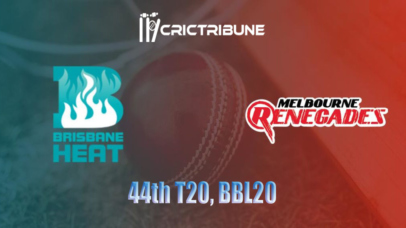 HEA vs REN Live Score, Brisbane Heat vs Melbourne Renegades Live 44th T20, BBL20 2