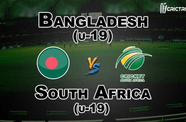 SA U19 vs BAN U19 Live Score Super League Quarter-Final 3 of U19 WC between South Africa U19 vs Bangladesh U19 on 30 January 2020 Live Score & Live Streaming