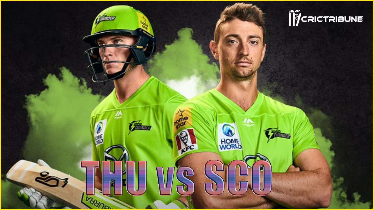 THU vs SCO Live Score 54th Match of BBL 2020 between Melbourne Stars Vs Brisbane Heat on 25 January 20 Live Score & Live Streaming