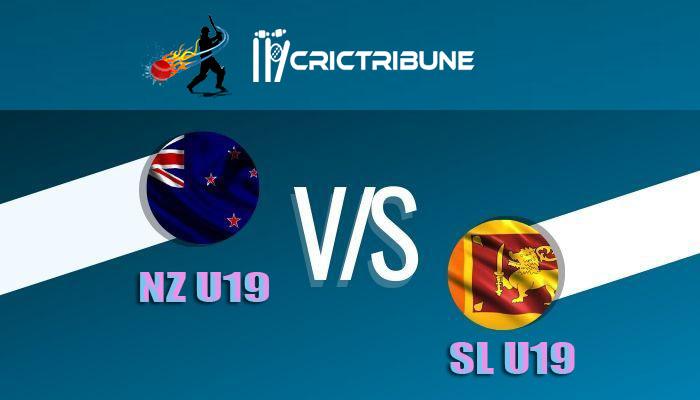 NZ U19 vs SL U19 Live Score 15th Match of U19 WC between New Zealand U19 vs Sri Lanka U19 on 22 January 2020 Live Score & Live Streaming