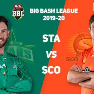 STA vs SCO Live Score, Melbourne Stars Vs Perth Scorchers Live 41st T20, BBL20 12