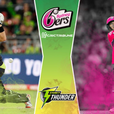 SIX vs THU Live Score 41st Match of BBL 2020 between Sydney Sixers Vs Sydney Thunder on 18 January 20 Live Score & Live Streaming