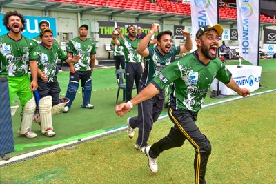 Pakistan defeats India in HomeWorld Thunder Cup 3