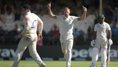 South Africa vs England, 2nd Test 5