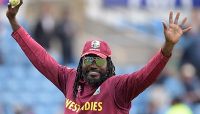 Pakistan is one of the safest places – Chris Gayle 1