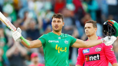 Marcus Stoinis stars with the highest individual score in BBL 4