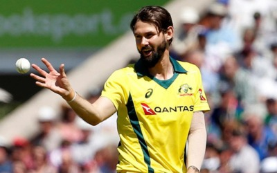 Kane Richardson talks about Australia's preparations for India ODIs 5