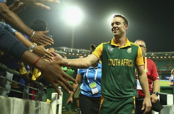 AB de Villiers to return for the T20 World Cup 4