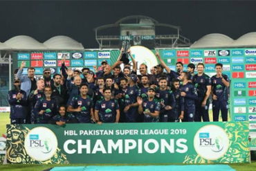 All 34 matches of PSL to be played in Pakistan 6