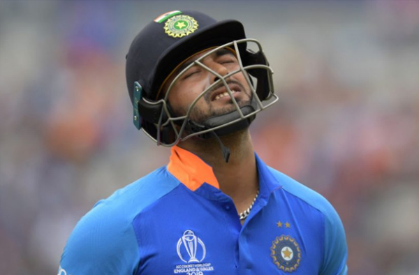 Rishabh Pant out of 2nd ODI against Australia 1