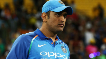 MS Dhoni not included in BCCI's annual contract list 5
