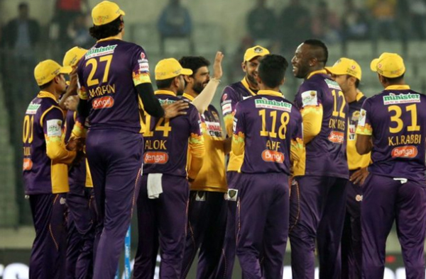 Rajshahi Royals win the Bangladesh Premier League (BPL) Title 1