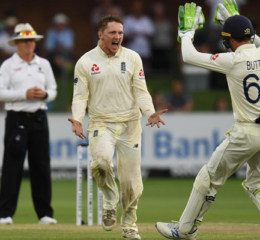 Ollie Pope, Dom Bess put England in charge on Day 3 7