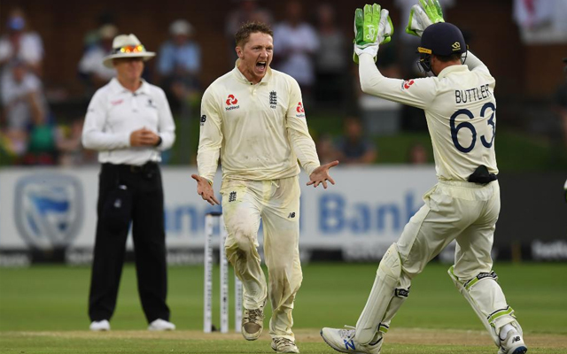 Ollie Pope, Dom Bess put England in charge on Day 3 1